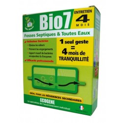 BIO 7 RESERVOIR WC BLOC 2X100G