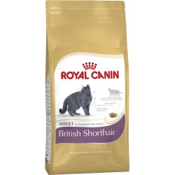 ALIMENT CHAT  BRITISH SHORTHAIR 10KG