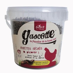 INSECTES SECHES 300G