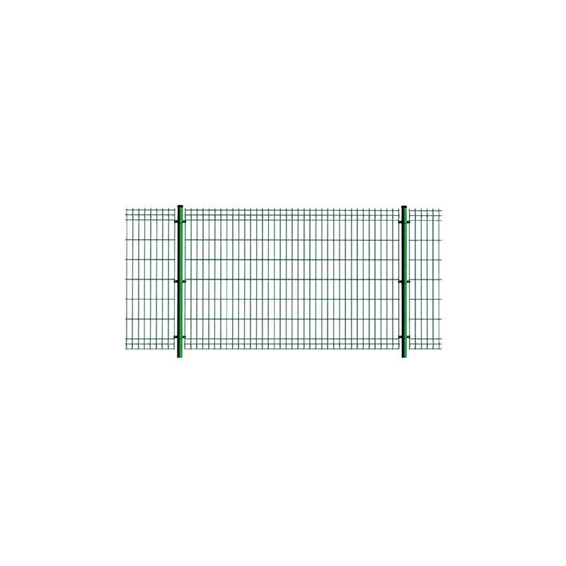 GRILLAGE PANNEAU VERT 1.92MX2M CLASSIC