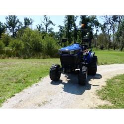 TRACTEUR FARMTRAC FT26-HST HYDRO SP 4WD INDUS.