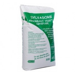 ABSORBANT VEGETAL AGREE DDE SYLVASORB SAC 45L