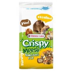 Muesli pour hamsters, gerbilles, rats et souris - 1kg