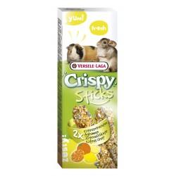2 Sticks aux agrumes pour Cobayes et Chinchillas - 110 g
