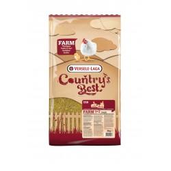 FARINE POUR POULET FARM 1 & 2 MASH 5KG