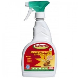 INSECTICIDE SPRAY EFFET CHOC 750ML
