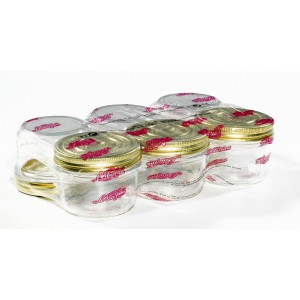 TERRINE FAMIL.WISS 350G D.100 PACK 6 PIECES