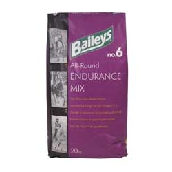 ALIMENT CHEVAL ALL ROUND ENDURANCE MIX N6 20KG