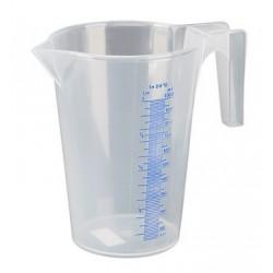 BROC VERSEUR PLAST 1L GRADUE