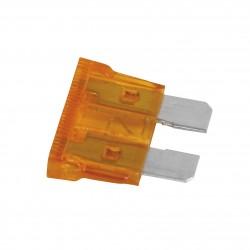 FUSIBLE ENFICHABLE 5AMP MARRON CLAIR 10PCS