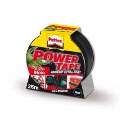 ADHESIF POWER TAPE GRIS 25MX50MM
