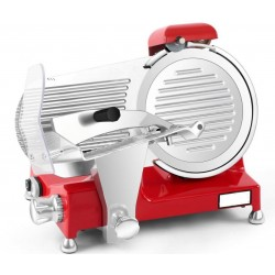TRANCHEUSE JAMBON 200V 240W LAME 250MM ROUGE