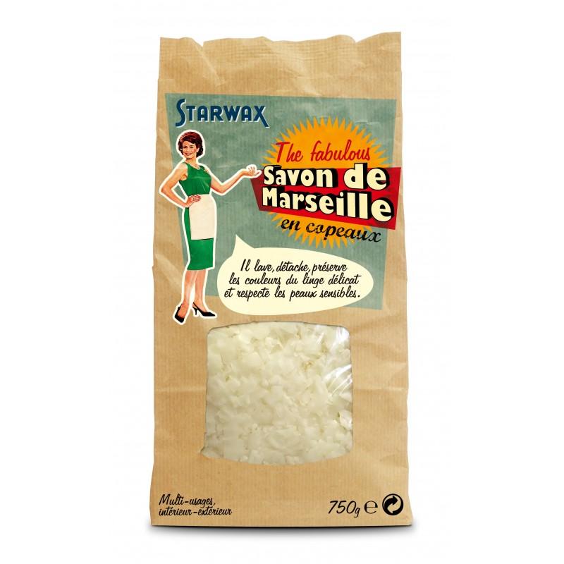 Savon de marseille en copeaux 750gr pole vert evreux - Copeaux savon de marseille ...