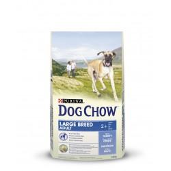 DOG CHOW ADULT LARGE BREED TURKEY & RICE 14KG