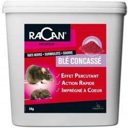 BLE CONCASSE RAT SOURIS DIFE. 5KG