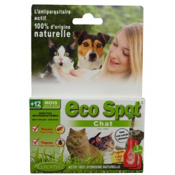 ANTIPARASITAIRE ECO SPOT CHAT
