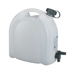 JERRYCAN ALIMENTAIRE ROBUSTE 10L + ROBINET