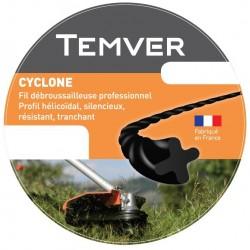FIL NYLON TEMVER CYCLONE 2.4MM X 264M