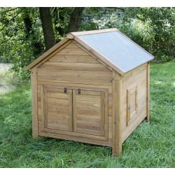 Abri pour lapins ou poules
