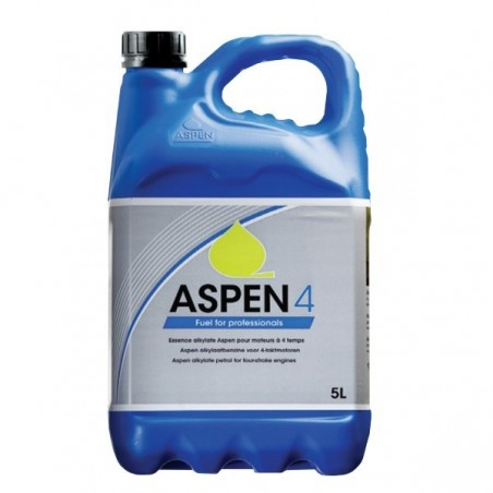 CARBURANT ASPEN 4 TEMPS 5L BIDON
