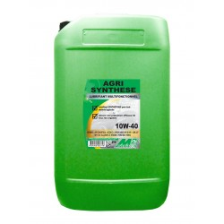 HUILE MINERVA AGRI SYNTHESE 10W40 25L