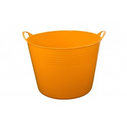PANIER SOUPLE MULTI USAGE 40 L D45 CM ORANGE