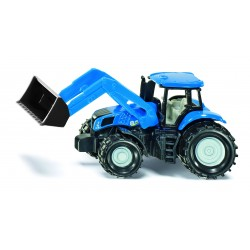 JOUET NEW HOLLAND AVEC CHARGEUR FRONTAL