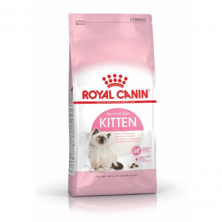CROQUETTES CHAT KITTEN 400G ROYAL CANIN