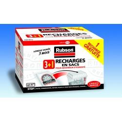 RUBSON RECHARGES 3 1 GRATUITE SAC