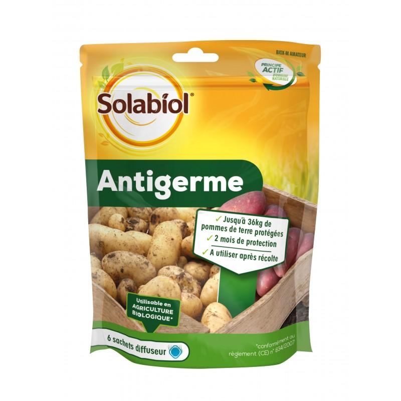 Anti-germe pommes de terre