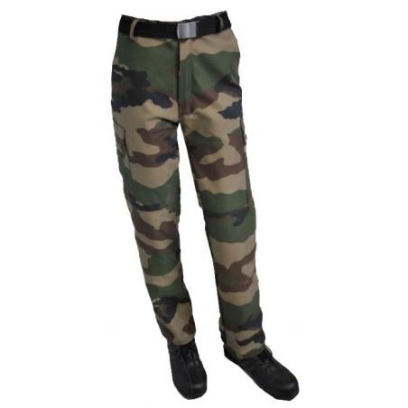 Pantalon chasse camouflé