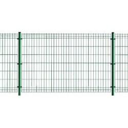 GRILL.PANNEAU VERT 1.72MX2M M.55X200 D4MM CLASSIC