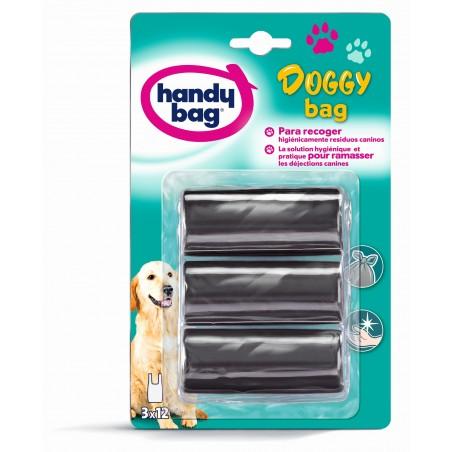 SAC DEJECTION DOGGY BAG 3L 3X12 SACS