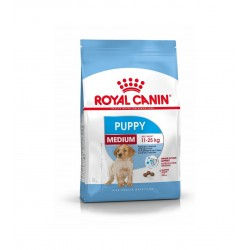 ALIMENT CHIEN PUPPY MEDIUM 4 KG