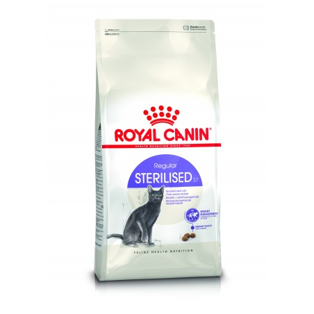 CROQUETTES CHAT STERILISED 37 4KG ROYAL CANIN