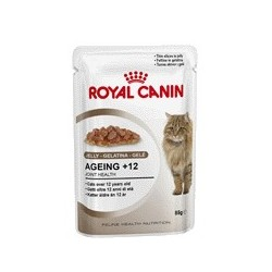 ALIMENT CHAT AGEING +12 GELEE 85G