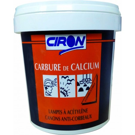 CARBURE DE CALCIUM 500G