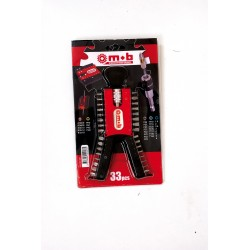 BOITIER 32 EMBOUTS + PORTE EMBOUTS