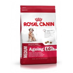 ALIMENT CHIEN MEDIUM AGEING 10+ 15KG