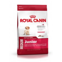 ALIMENT CHIEN MEDIUM JUNIOR 10KG
