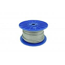 CÂBLE GAINÉ PVC INT.2.5 EXT.5 LE ML