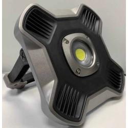 Projecteur à LED 20 W rechargeable