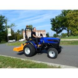 TRACTEUR FARMTRAC FT26-HST HYDRO SP 4WD GAZON