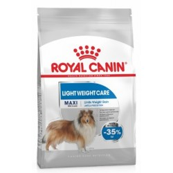 ALIMENT CHIEN MAXI LIGHT WEIGHT CARE 3KG