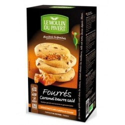 COOKIES FOURRES CARAMEL BEURRE SALE 175G