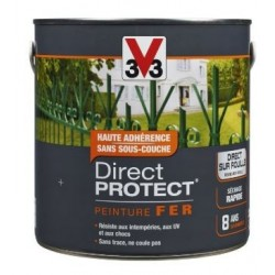 PEINTURE FER-DIRECT PROTECT BRILLANT-ANTHRAC 2L V33