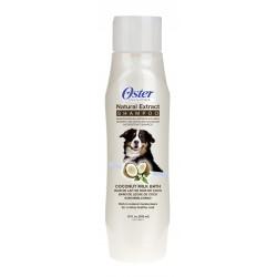 Shampooing Oster à l'extrait naturel de lait de coco