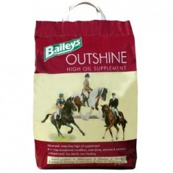 ALIMENT CHEVAL OUTSHINE 6 5KG