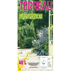 TERREAU PLANTATION ECOLABEL 40 L