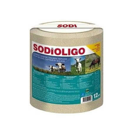 SEL A LECHER SODIOLIGO BLOC 12 KG